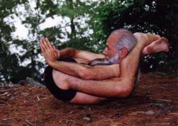 yoganidrasana