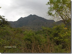 Another view  of Arunachala
