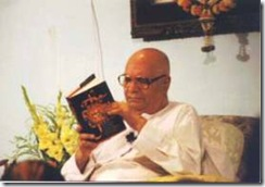 Papaji reading from The Ribhu Gita