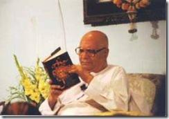 Papaji reading from The Ribhu Gita