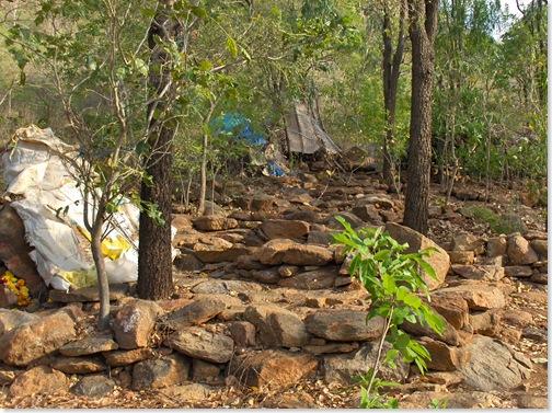 Sadhu's spot