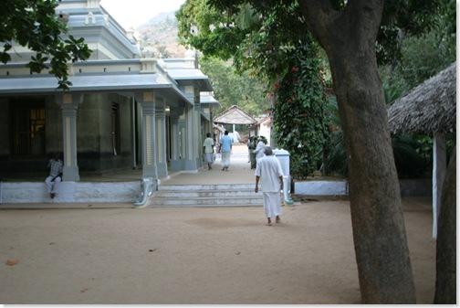 Inside  Ramanasramam