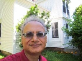 At Arunachala Ashram in Canada
