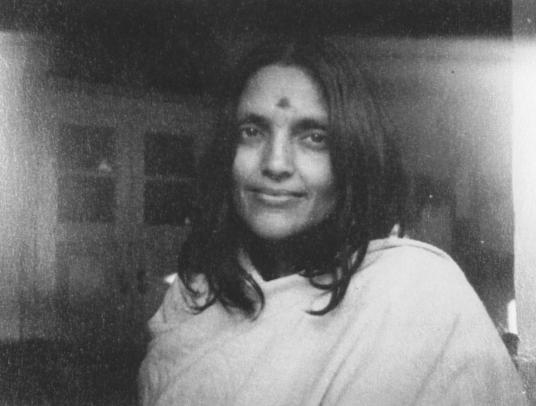 Sri Sri Anandmayi Ma