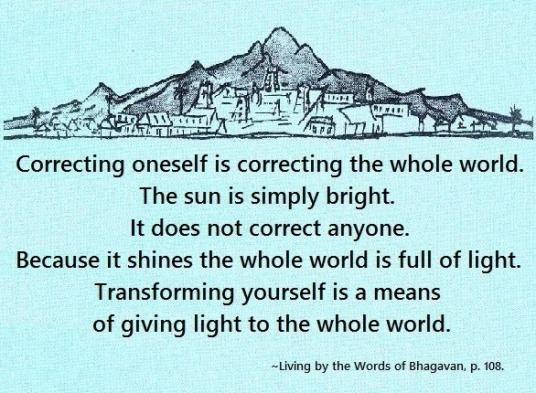 The sun is simply bright